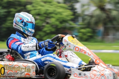 Flandria Kart STRONG and DOMINANT in Taiwan RMC Round2