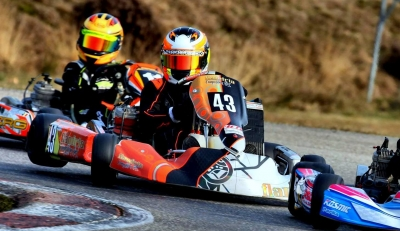 Jarno Sutens to return in Flandria Kart and Shows-off with P2