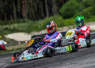 NORDICS round1 : 5 Flandria Karts , 4 top 10, 3 top 5 , 2 trophees, and potential top 3 for all of them!